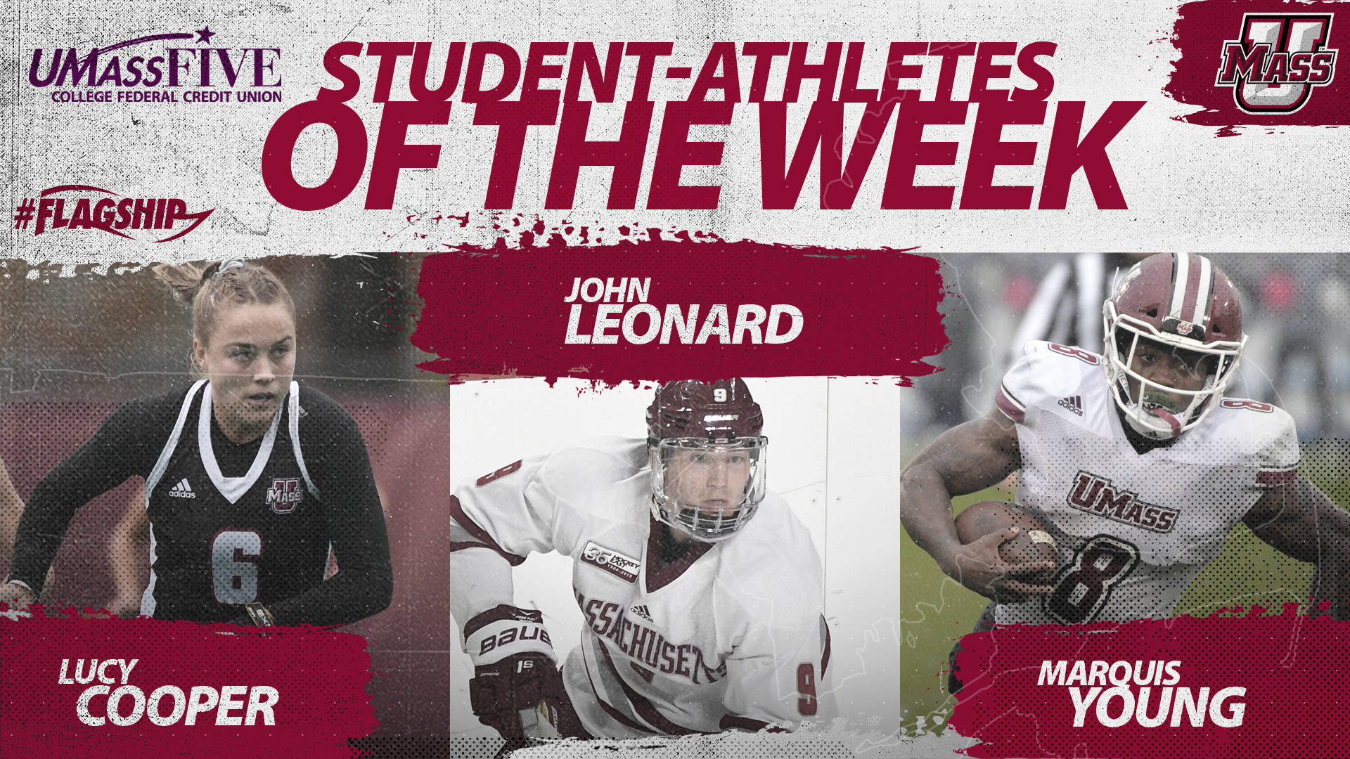 UMass Athlete of the Week - 10/31/18