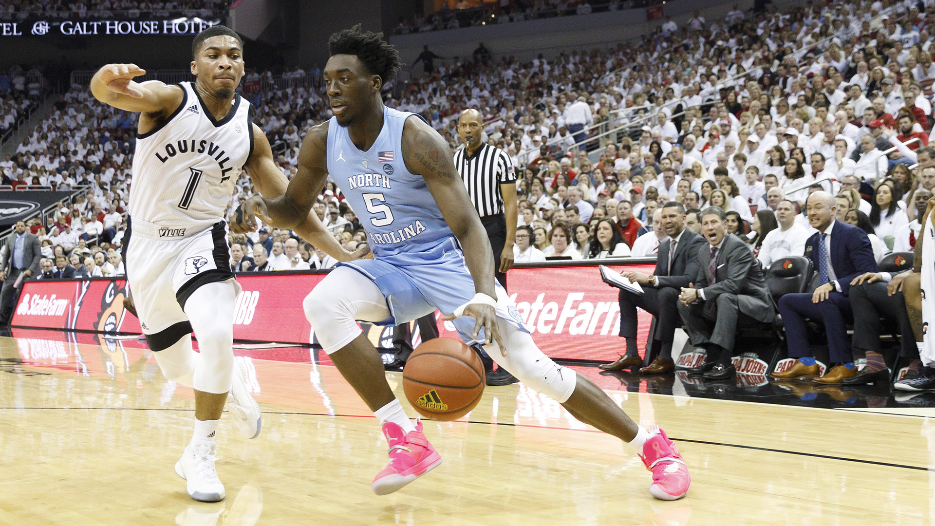 A Little improvement means a lot to Tar Heels