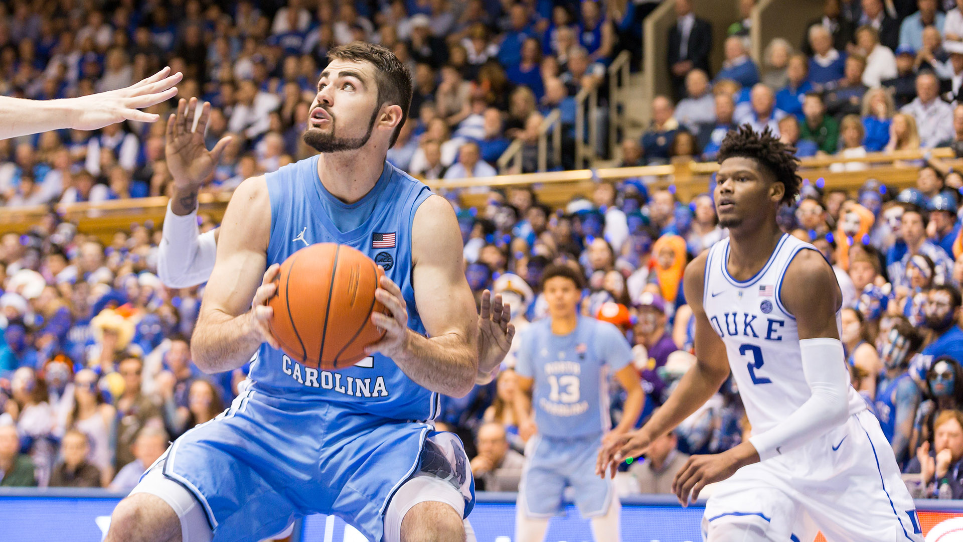 Luke Maye turned may develop into he can