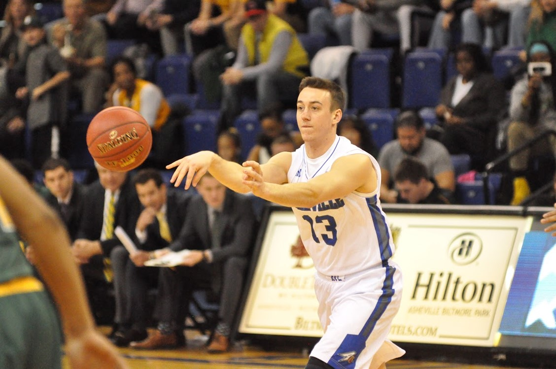 men's basketball roster - unc asheville athletics