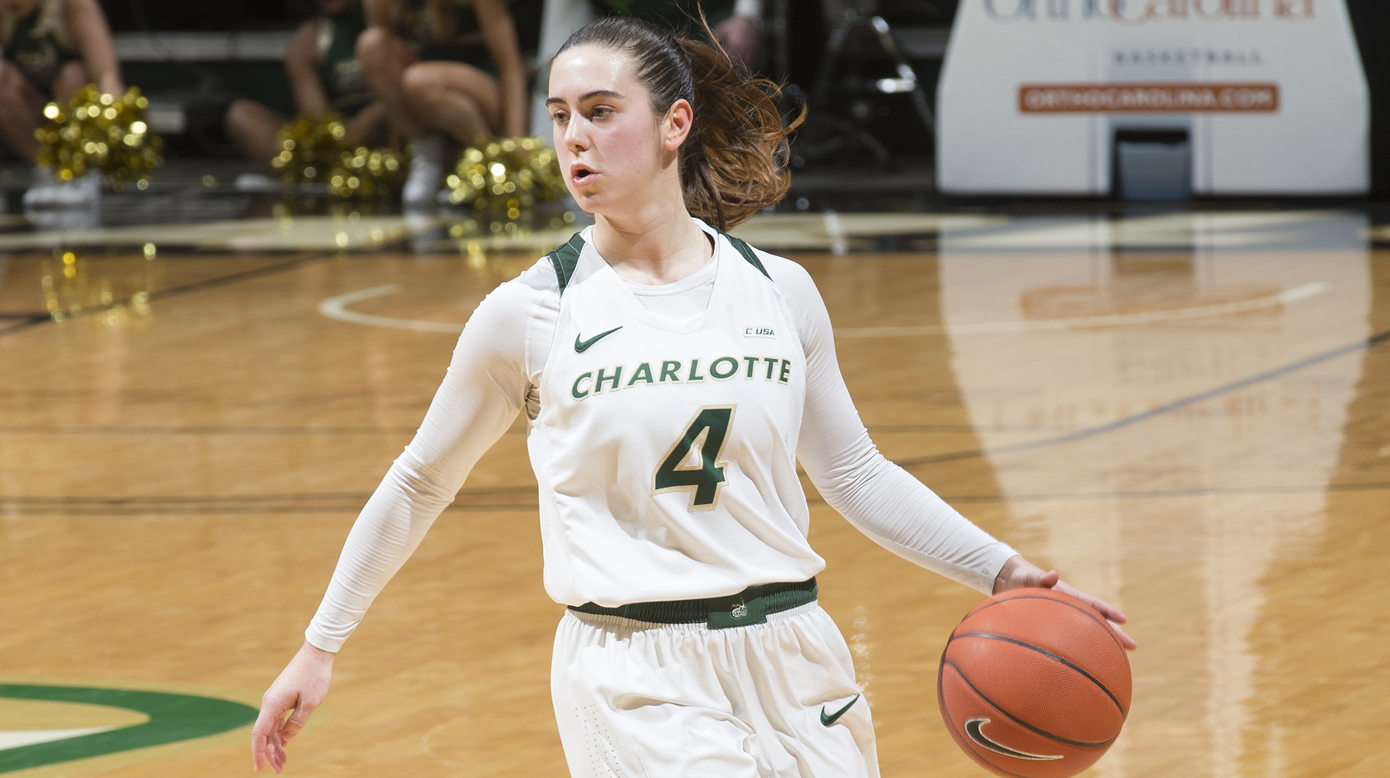 fdabb8eaf56 Laia Raventós - Women's Basketball - Charlotte Athletics
