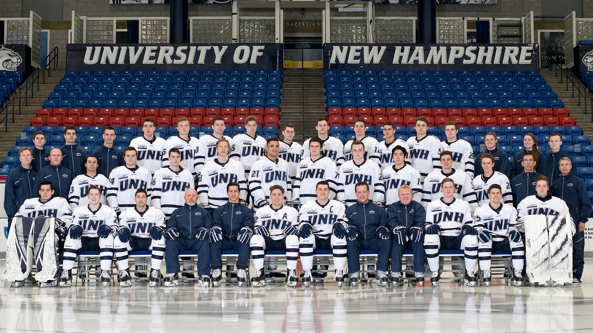 UNH Wildcats - 2018-19 Men's Ice Hockey Roster
