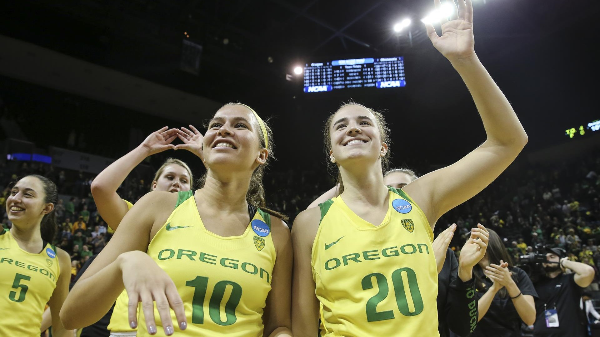 oh, so sweet! ducks advance to second straight sweet sixteen