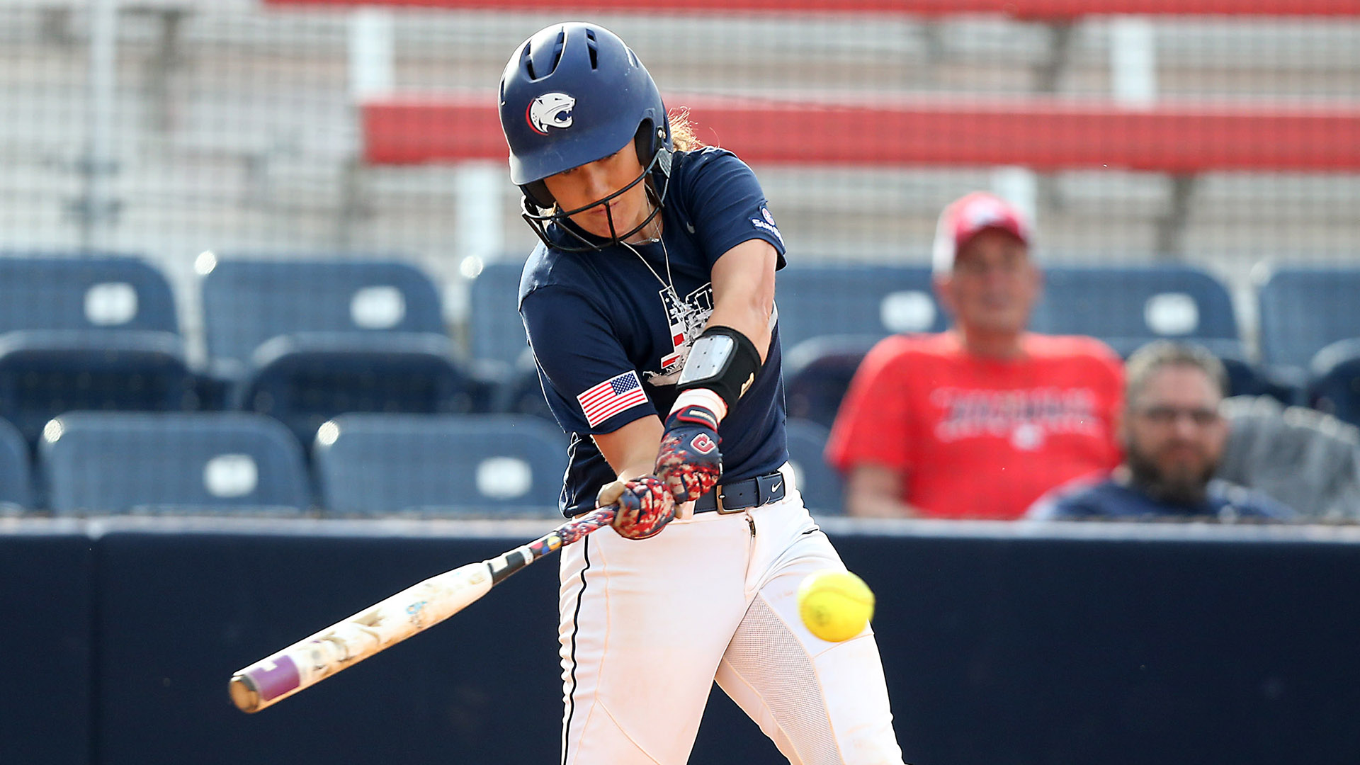South Alabama Softball Heads Out For Midweek League Game At Troy