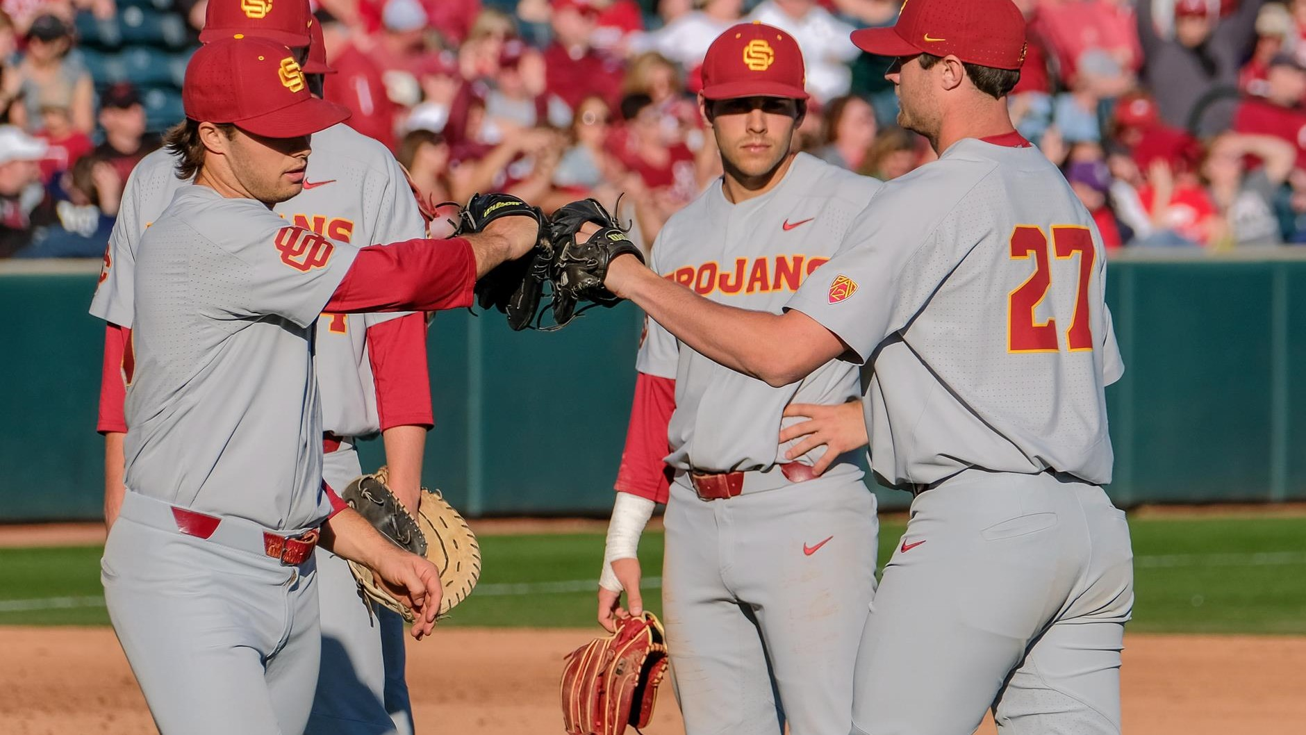 trojans continue pac-12 play at arizona state - usc athletics