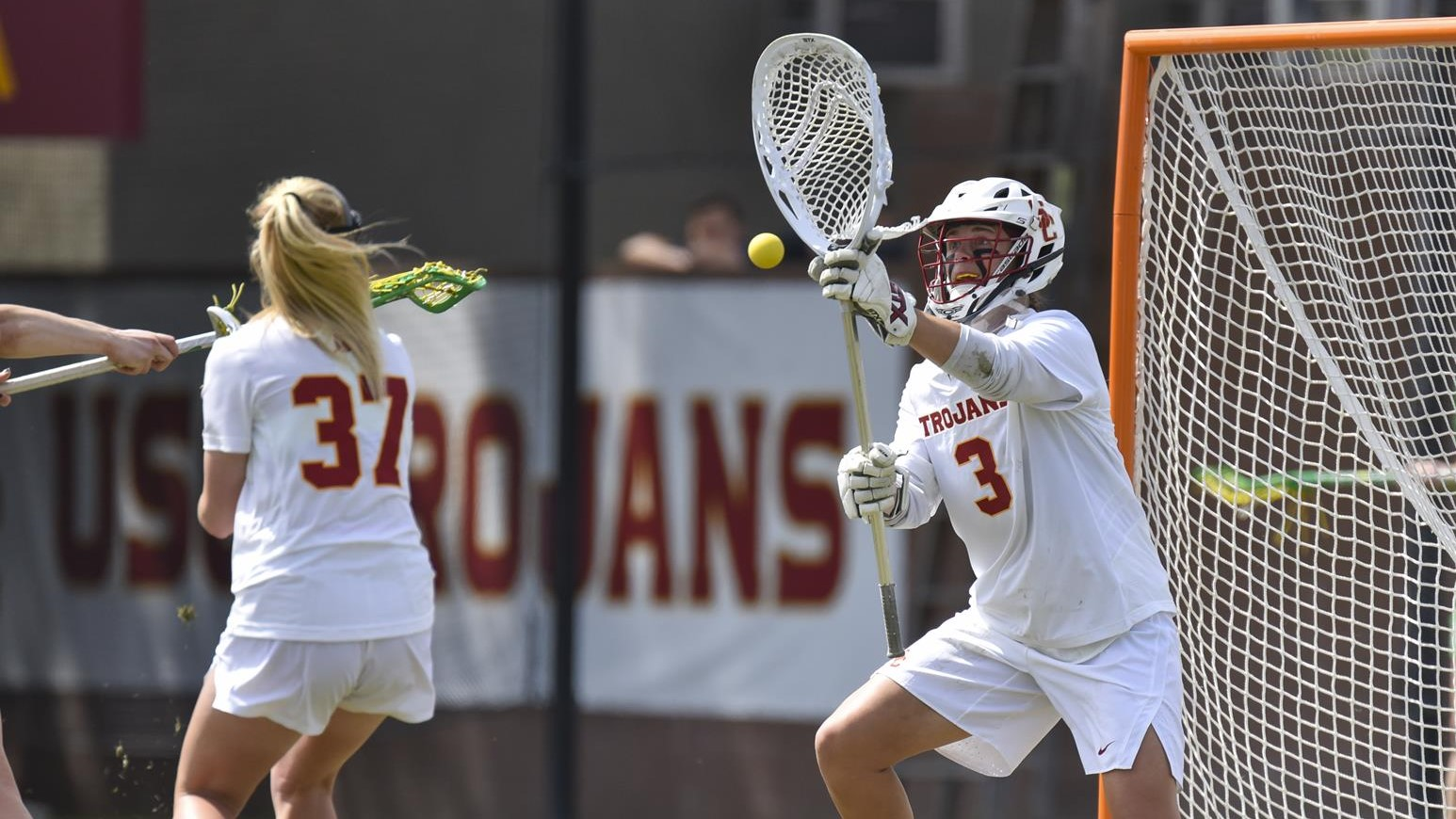 Gussie Johns - 2018 USC Lacrosse Roster - University of Southern ...