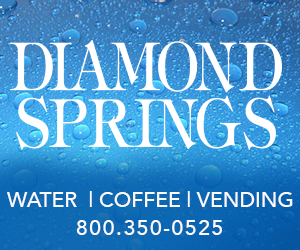 Diamond Springs Ad 300x250
