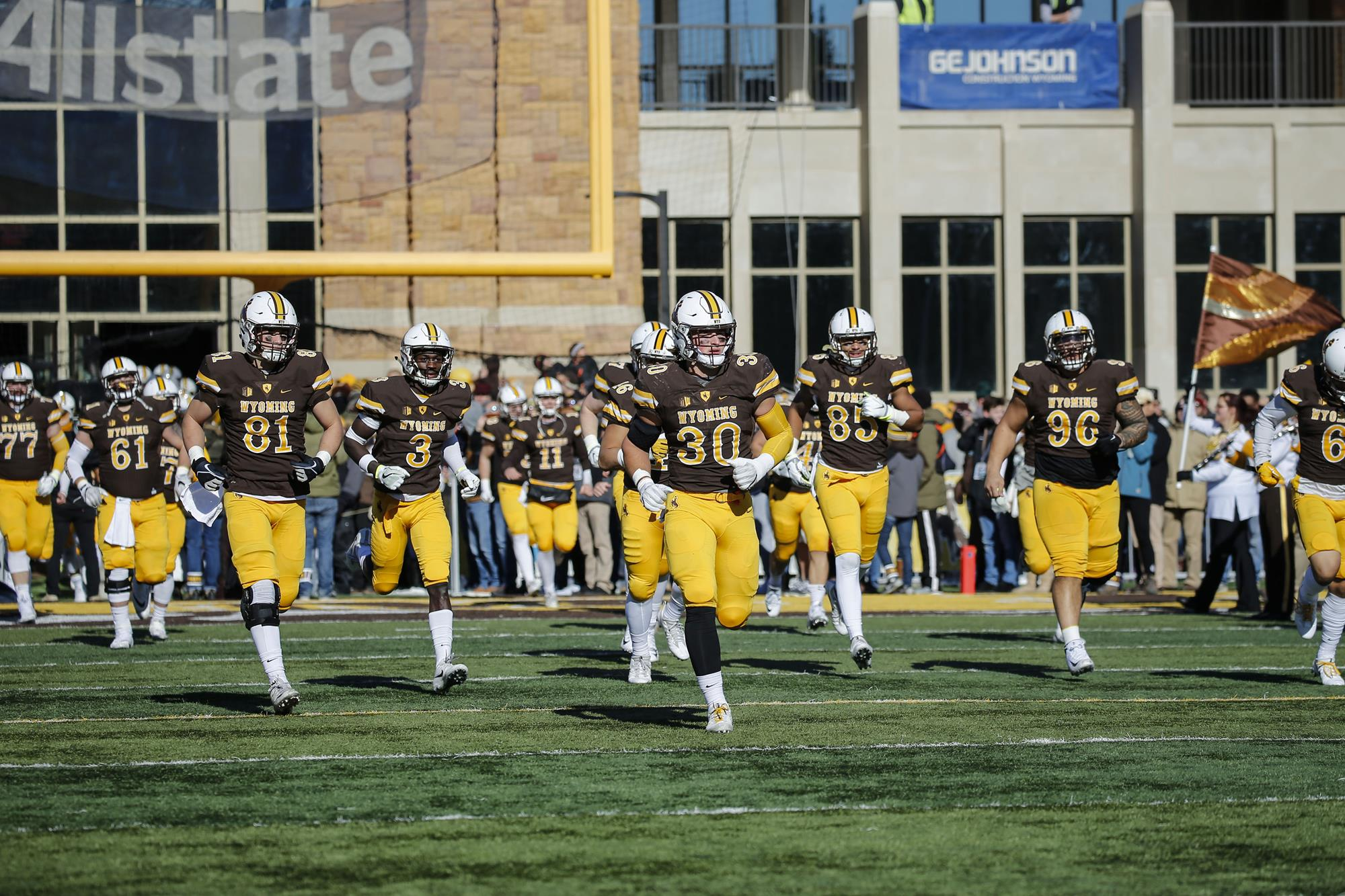 wyoming cowboys to begin 2018 spring football drills on march 20