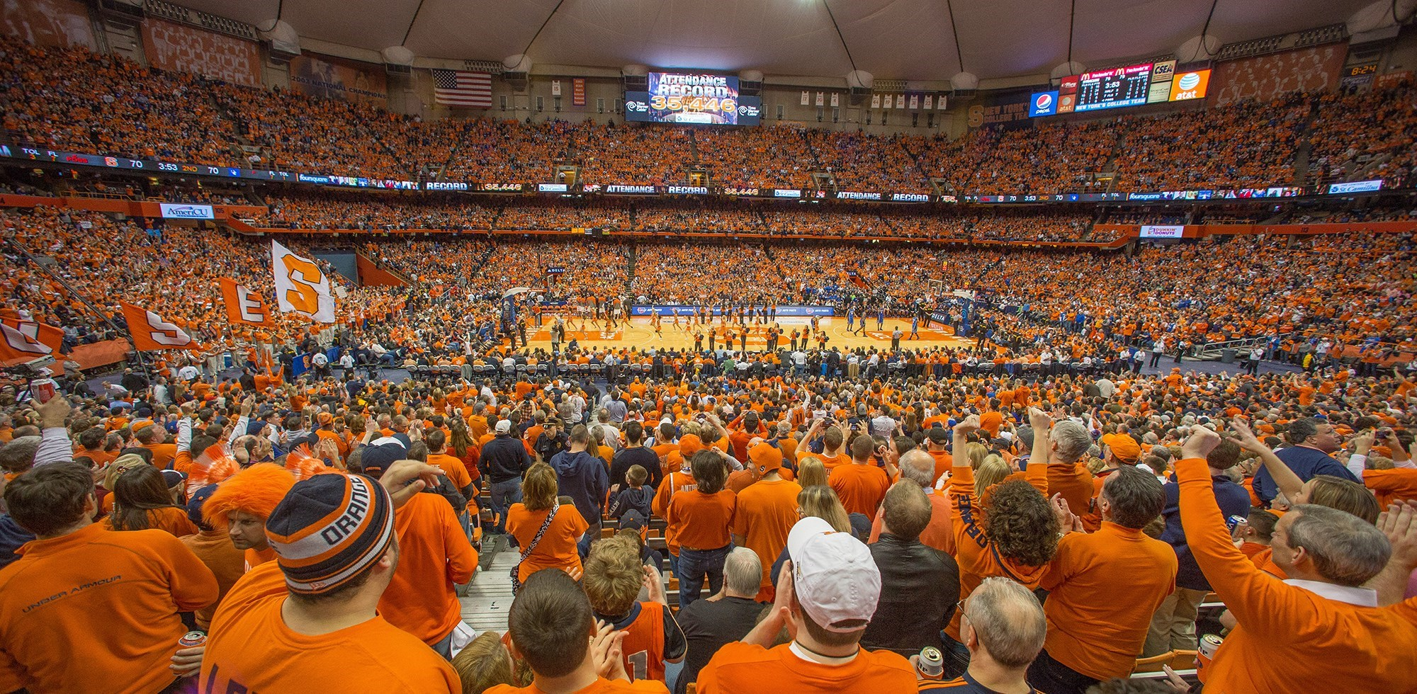 men's basketball schedule announced - syracuse university