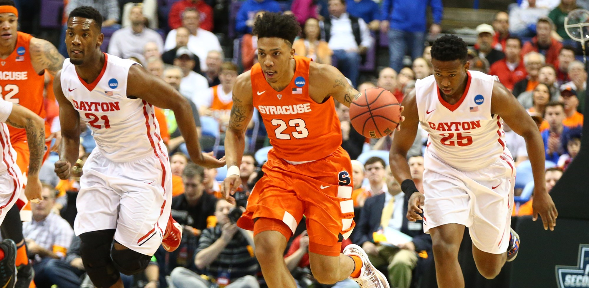 Malachi Richardson Men S Basketball Syracuse University Athletics