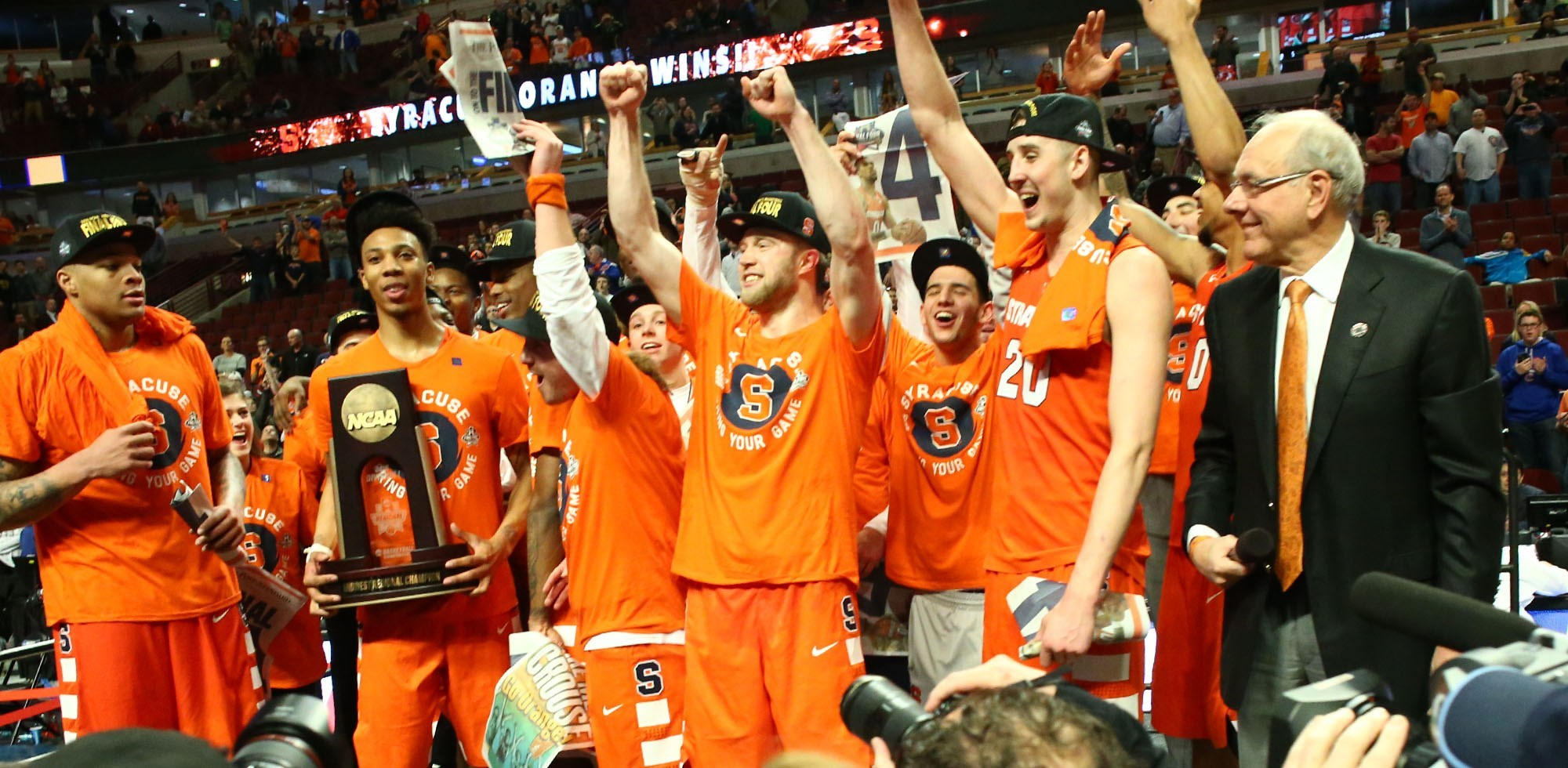 Final Four Here We Come Syracuse University