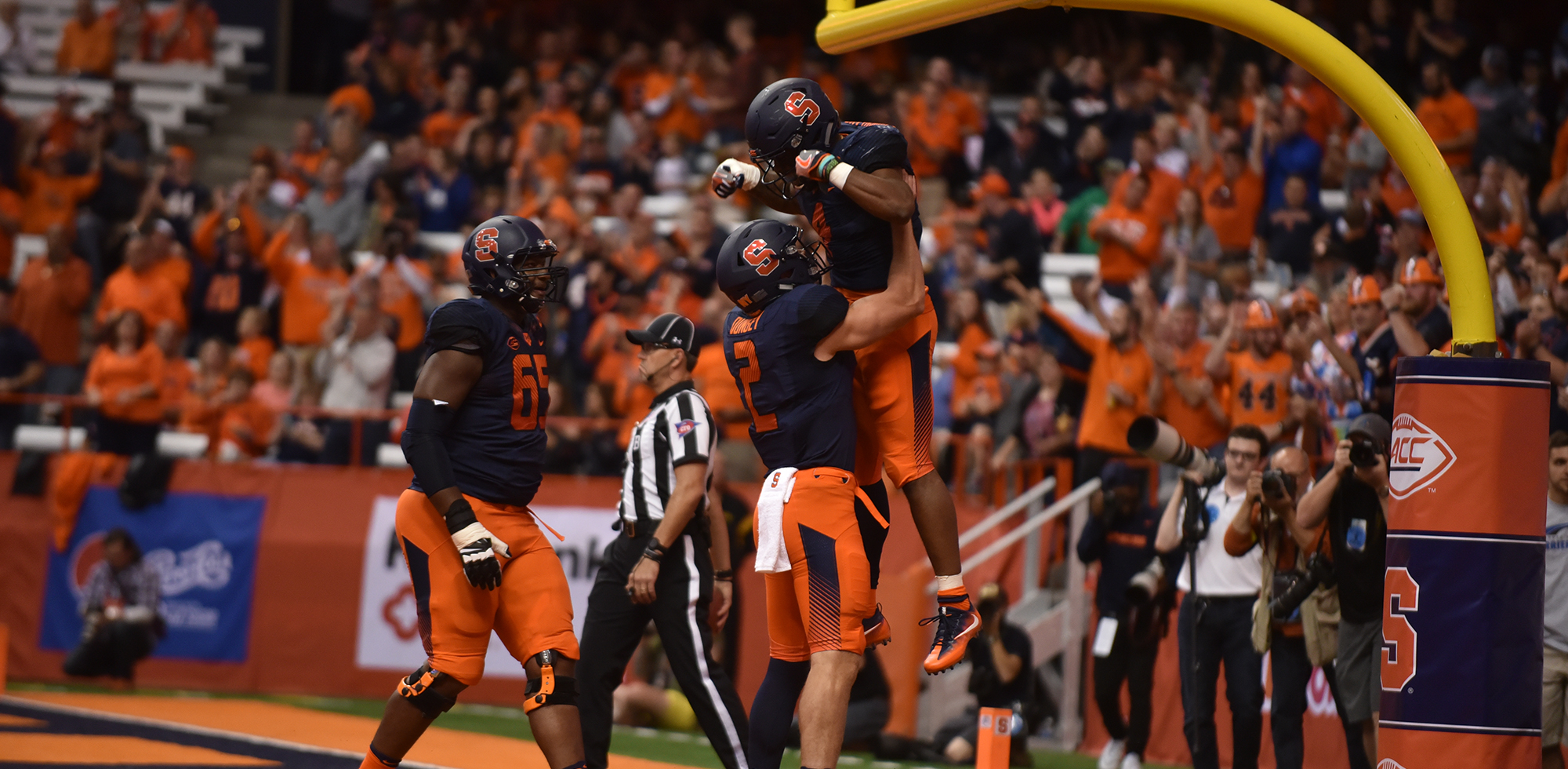 2018 football schedule announced - syracuse university