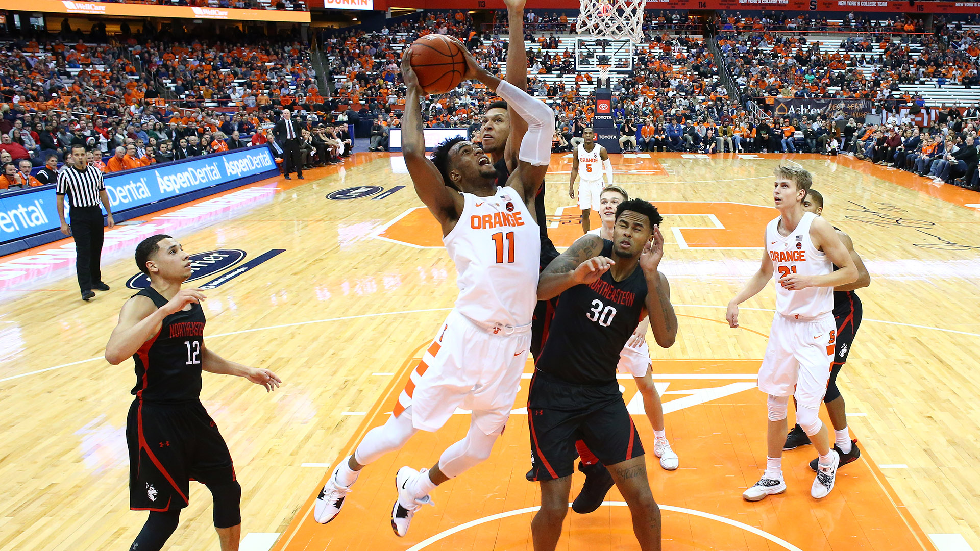 Orange Win Fourth Straight Syracuse University Athletics