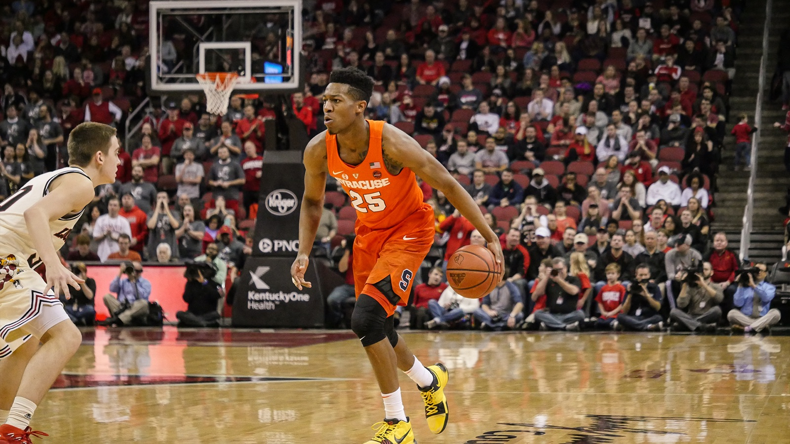 Rematch With Wake Forest Set For Sunday Syracuse University Athletics