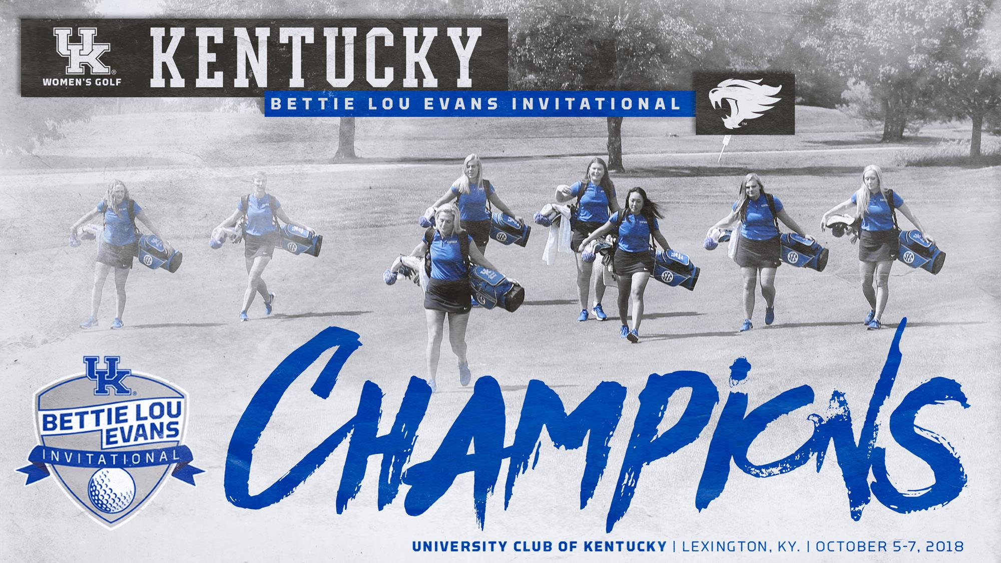 Kentucky Women\'s Golf Wins Bettie Lou Evans Invitational ...