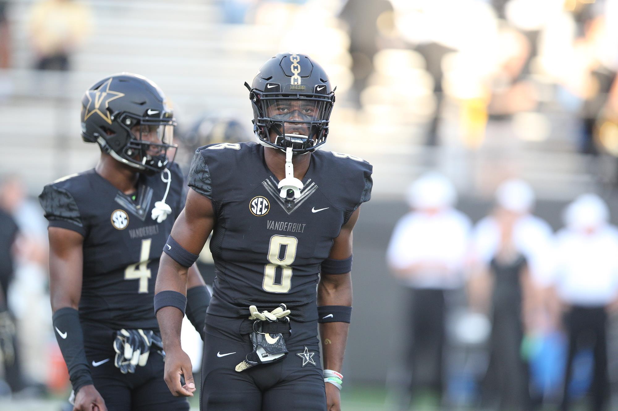 Joejuan Williams Football Vanderbilt University Athletics