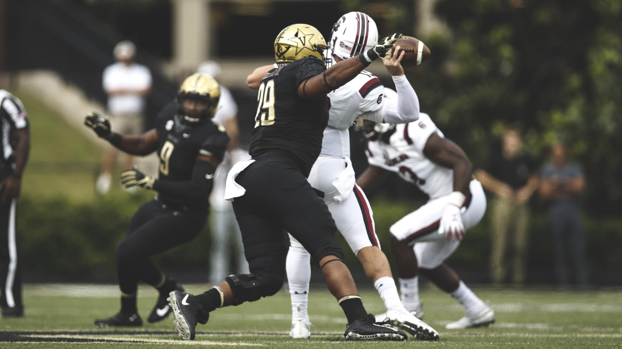 789fbcb5f Louis Vecchio - Football - Vanderbilt University Athletics