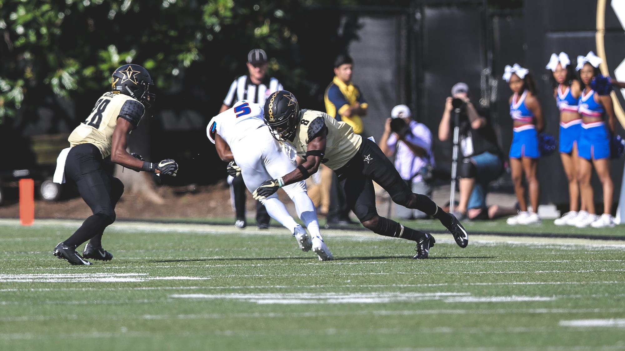 1542d0232 Allan George - Football - Vanderbilt University Athletics