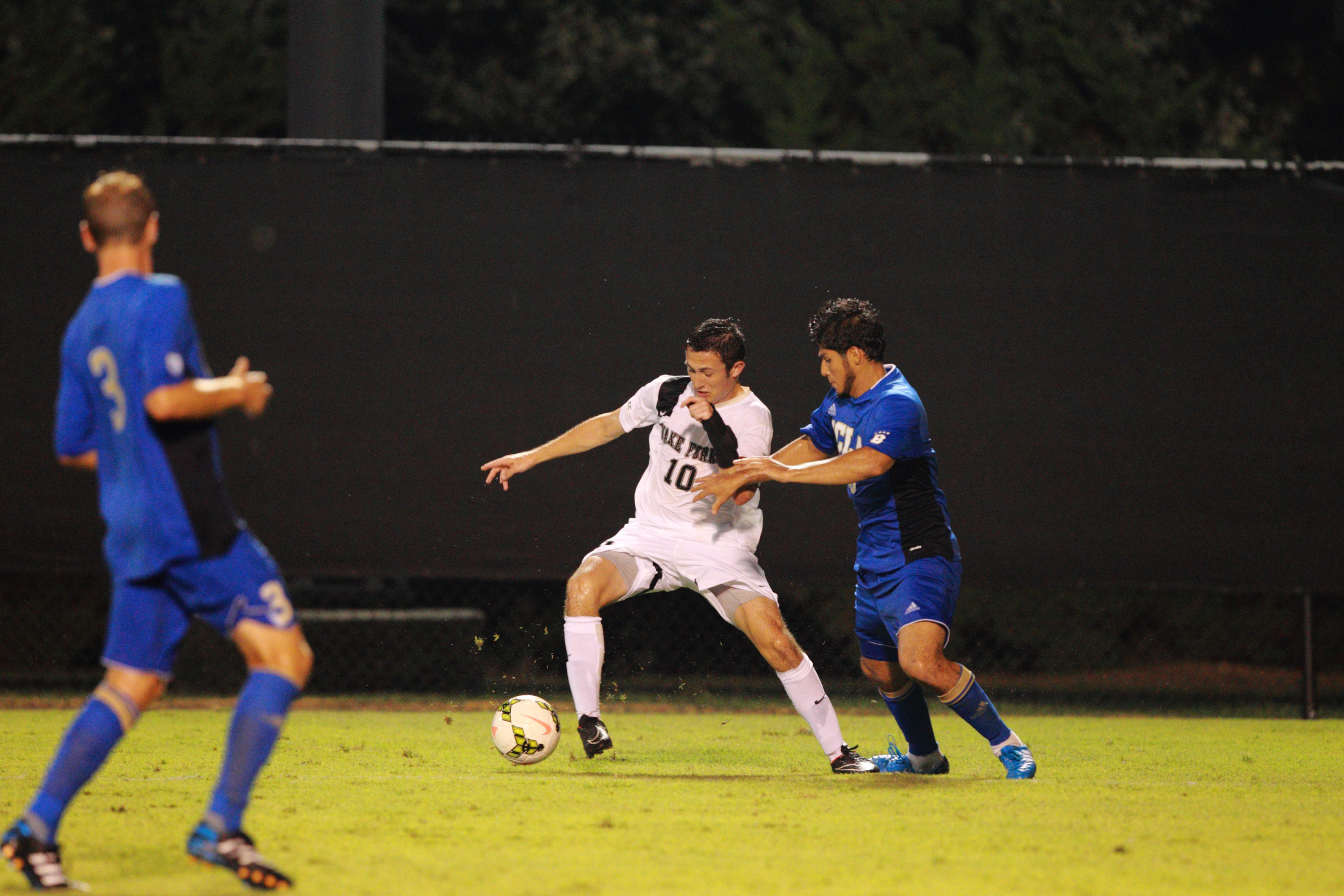 b36d18c9a4b Michael Gamble leads the ACC in nearly every offensive category. Men s  Soccer ...