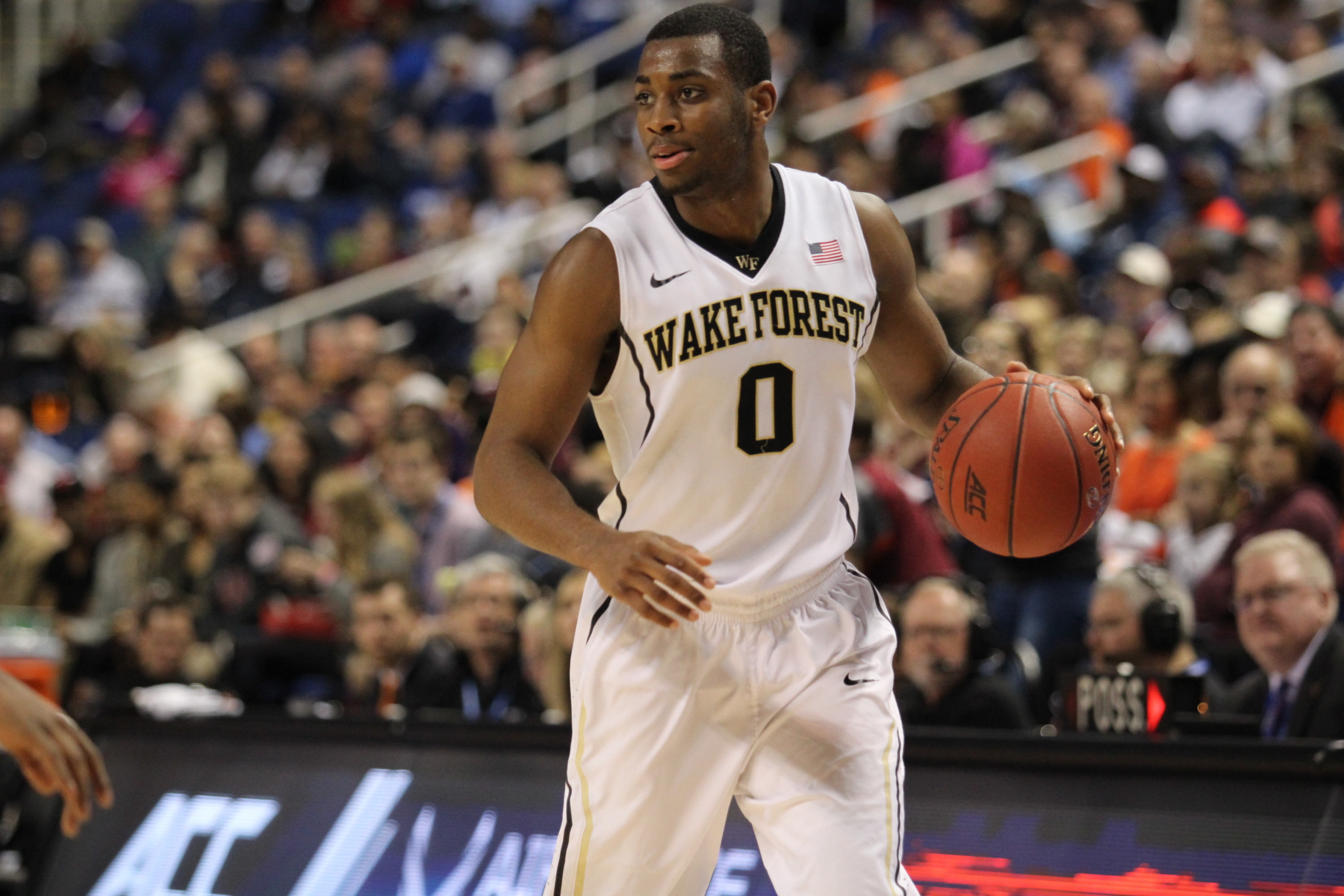 wake forest announces 2015-16 men's basketball schedule - wake
