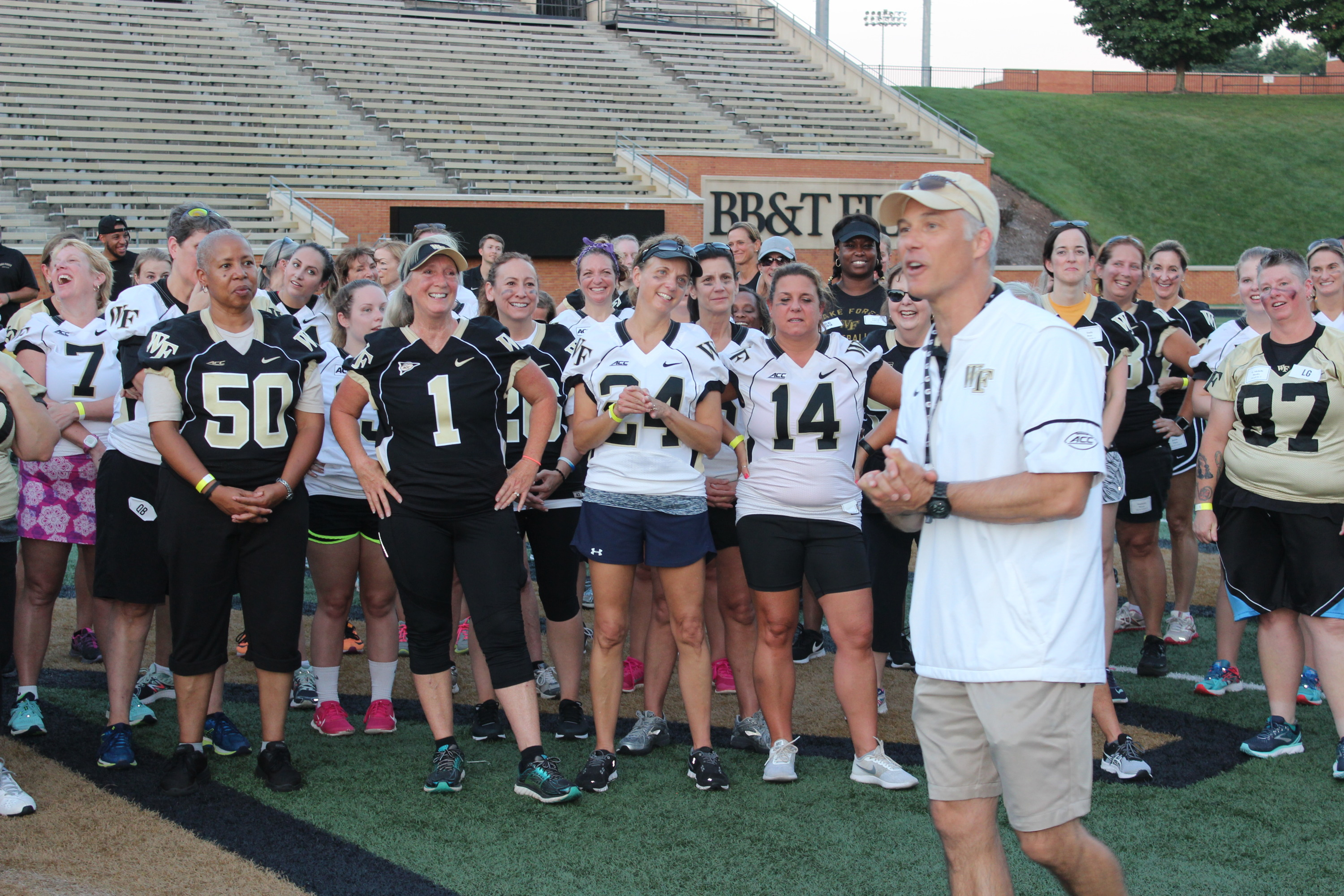 Show your worth at Wake Forest | Youth Soccer Camp | Club ... |Wake Forest Womens Soccer Camp